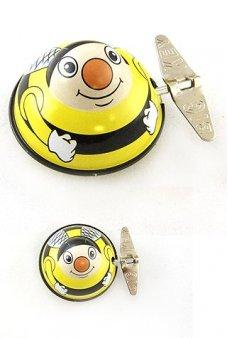 Hank Honey Bee Wacky Windup Tin Toy