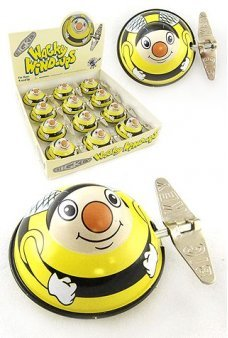 Hank Honey Bee Wacky Windup 12 Box
