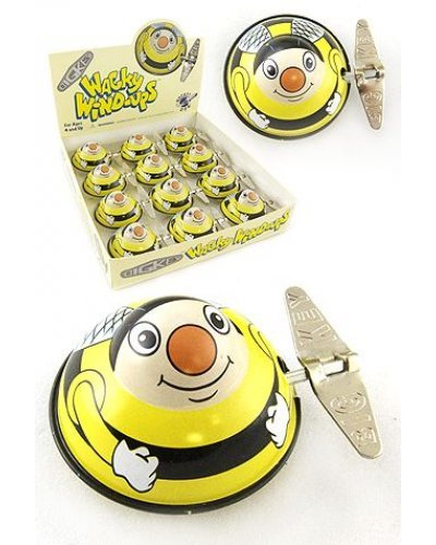 Hank Honey Bee Wacky Windup 12 Box
