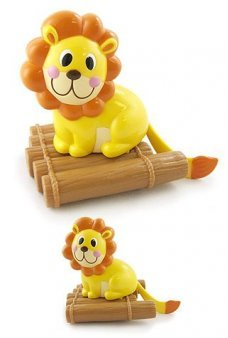 Lyle the Lion on Raft Water Wind Up