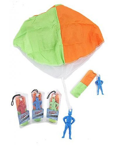 Base Jumper Paratrooper Deluxe