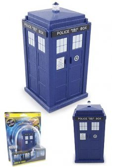 Doctor Who Tardis Wind Up Time Travel