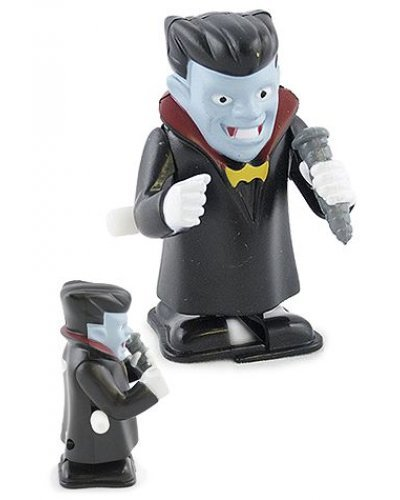 Spike Dracula Junior Wind Up Monster