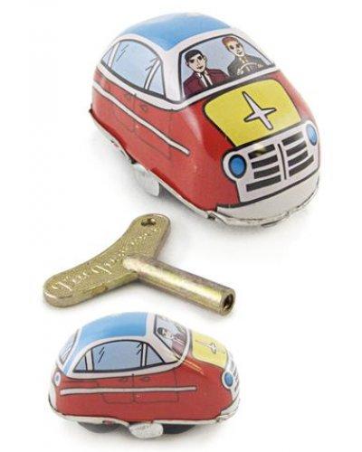 Little Highway Car Classic Windup Tin