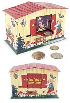 Snow White Savings Bank 1950 Chein