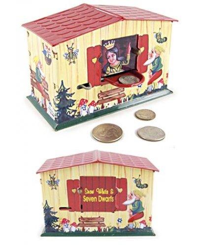 Snow White Savings Bank 1950 Chein