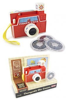 Changeable Disc Camera Fisher Price