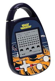 Space Invaders Electronic Mini 1978