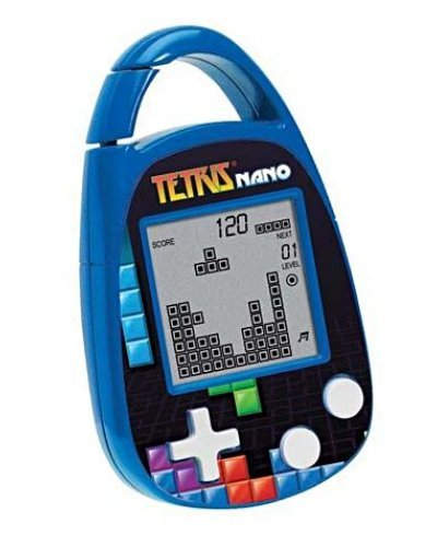 Tetris Electronic Mini Carabiner 1984