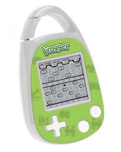 Frogger Electronic Mini Game 1981