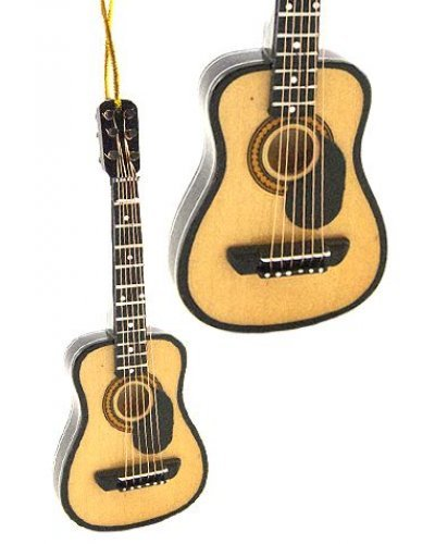 Classical Acoustic Guitar Ornament