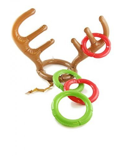 Reindeer Games Antlers Ring Toss
