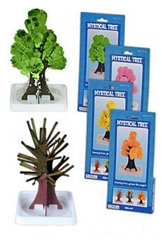 Mystical Colorful Tree Magic Retro Kit