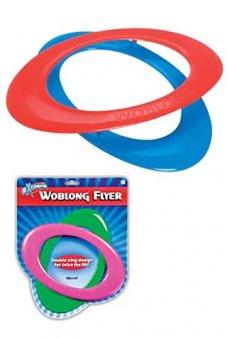 Woblong Flyer Dual Wing Genius Toy