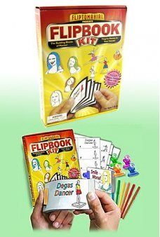 FlipBook Kit Dancers Mona Lisa Set