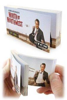 North By Northwest Movie Flip Book