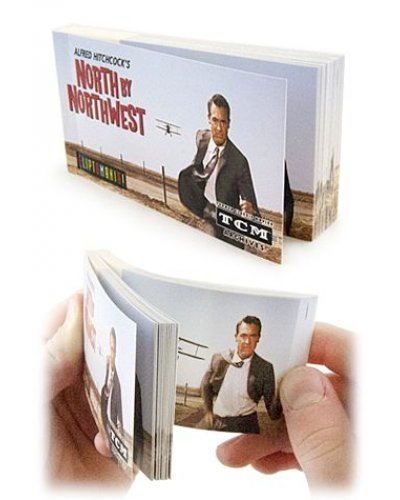 North By Northwest Movie Flip Book