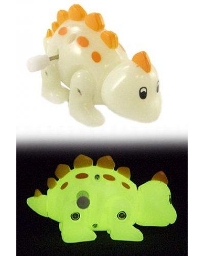 Stevie Stegosaurus Dino Walks Glows