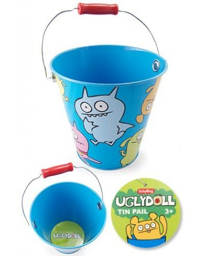 Ugly Doll Tin Pail Silly Beach Bucket
