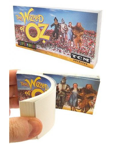 Wizard of Oz Movie Color Flip Book