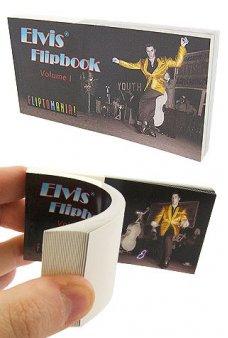 Elvis Dances Movie Flip Book 1956