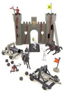 Knights Castle Play Medieval Kingdom