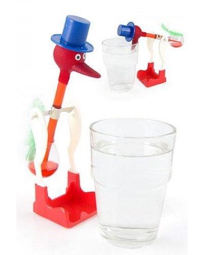 Famous Drinking Bird Water Bobbing