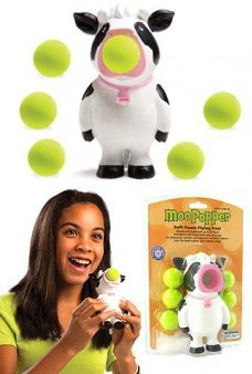Moo Popper Soft Shooter Flying Fun