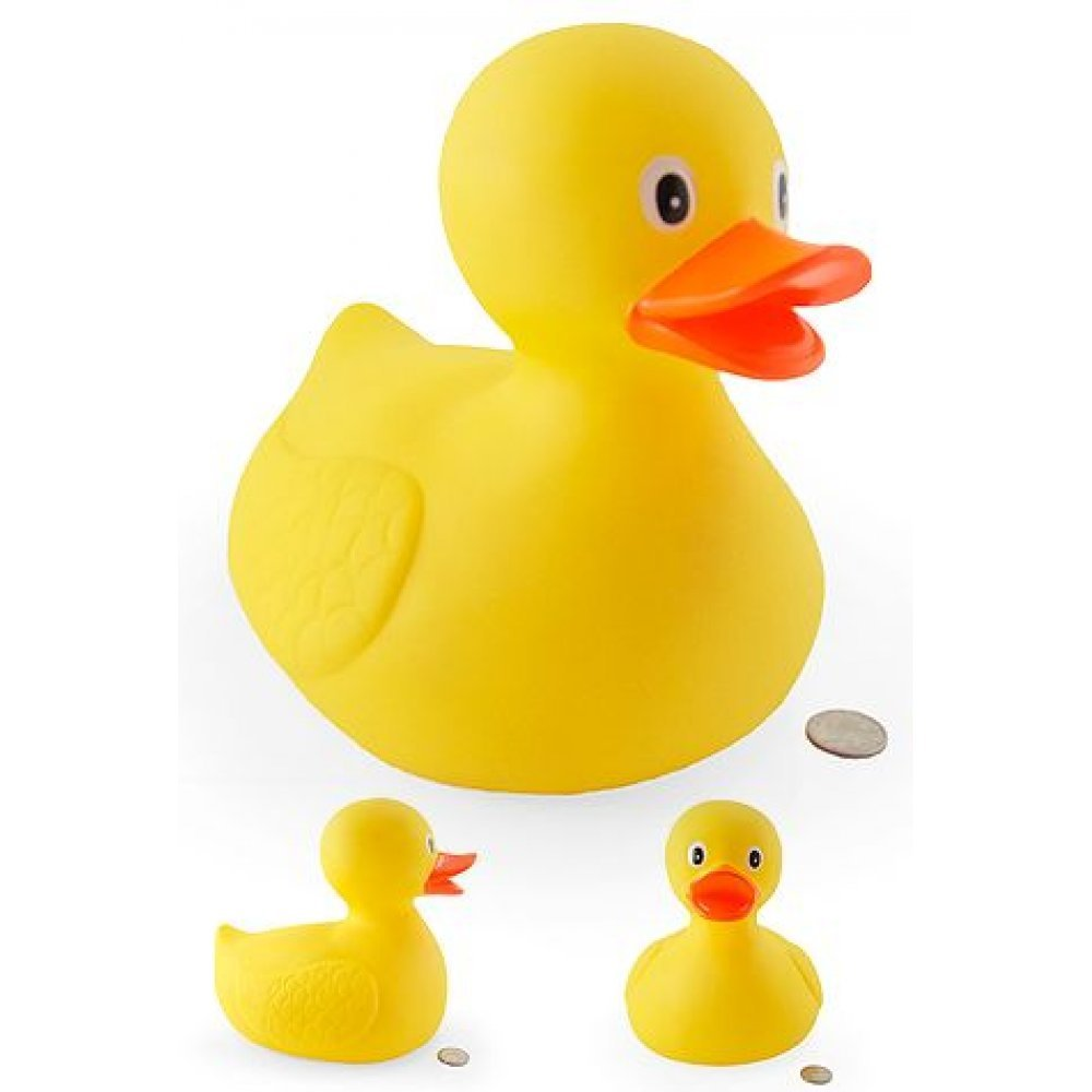 Toysmith Classic Rubber Ducky Bath Toy