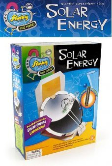 Solar Energy Kit by Slinky Science