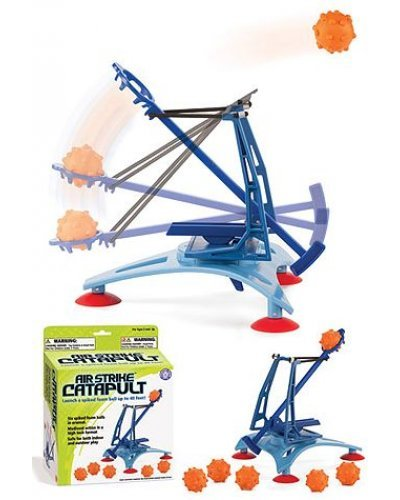 Air Strike Catapult Shoot 8 Spiked Balls