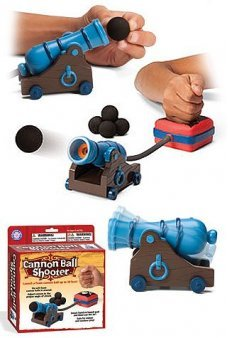 Cannon Ball Shooter Soft Pirate Fun