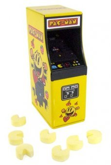 Pac Man Arcade Candy Tin 1980
