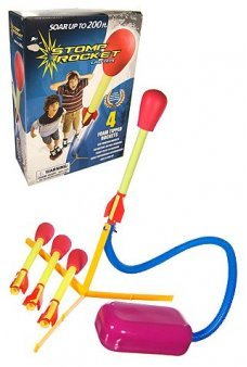 Stomp Rocket Ultra Science Set Deluxe