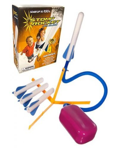 Stomp Rocket Jr Glow Science Set