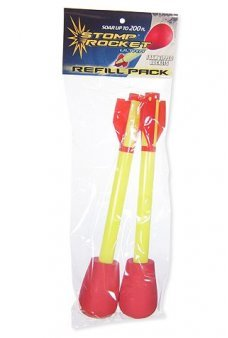 Stomp Rocket Ultra Refill Pack of 2