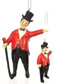 Ringmaster Circus Man Ornament