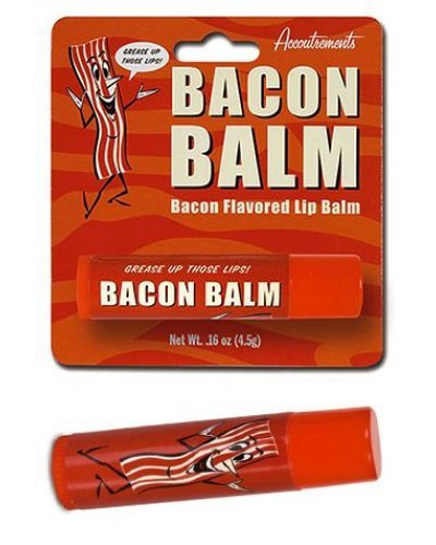 Bacon Flavored Lip Balm Chap Stick McPhee