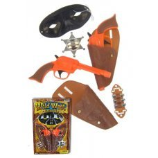 Cowboy Guns Wild West Deluxe Set