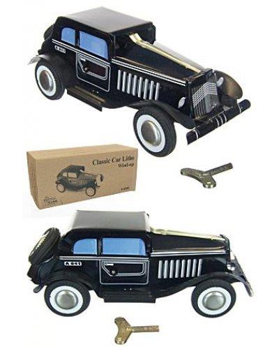 Tuxedo Tin Toy Limousine Black 1920