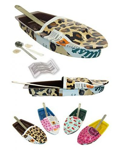 Recycled Runabout Tin Pop Pop Boat