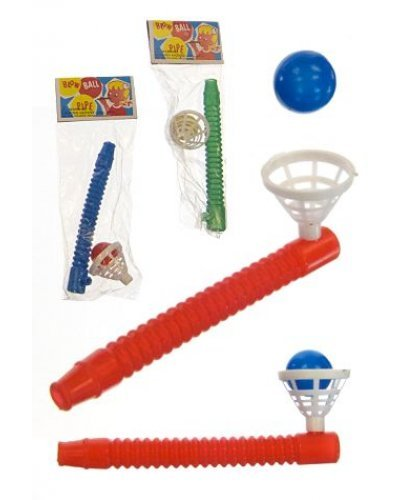Blow Ball Pipe Floating Game Classic