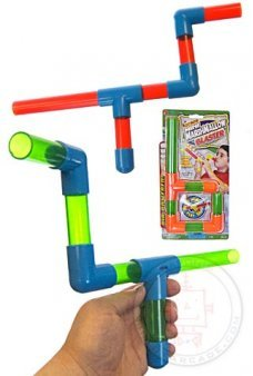 Marshmallow Blaster Colorful Pipes JARU