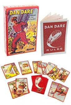 Dan Dare Card Game of the Future 1950