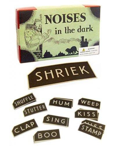 Noises in the Dark Game UK 1955