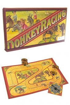 Donkey Racing Victorian Game UK