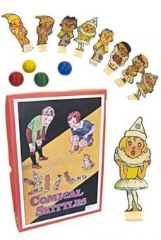 Comical Skittles Bowling Play Set UK