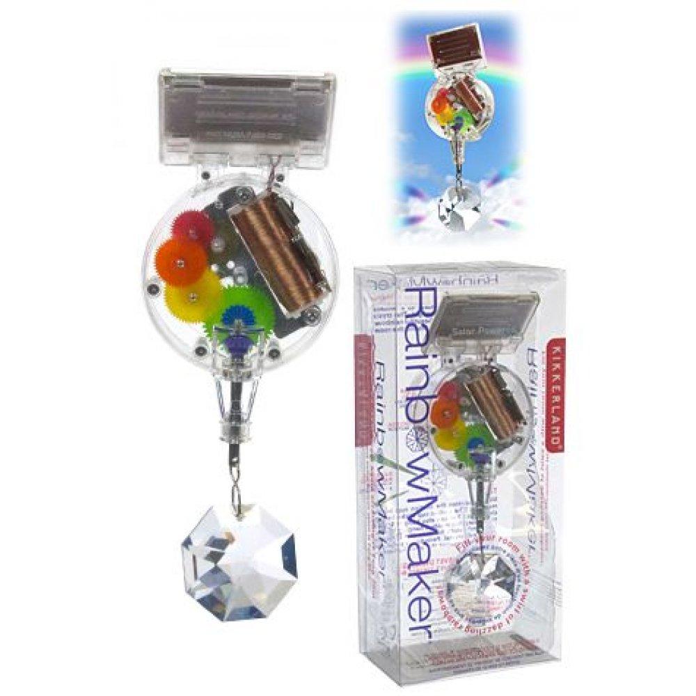 Solar Powered Rainbow Maker Genuine Swarovski Crystal By