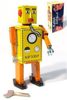 Lilliput Robot Jr. Yellow