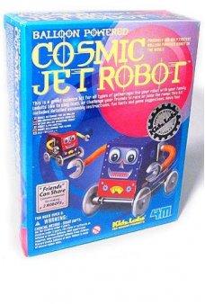 Cosmic Jet Robot Kit